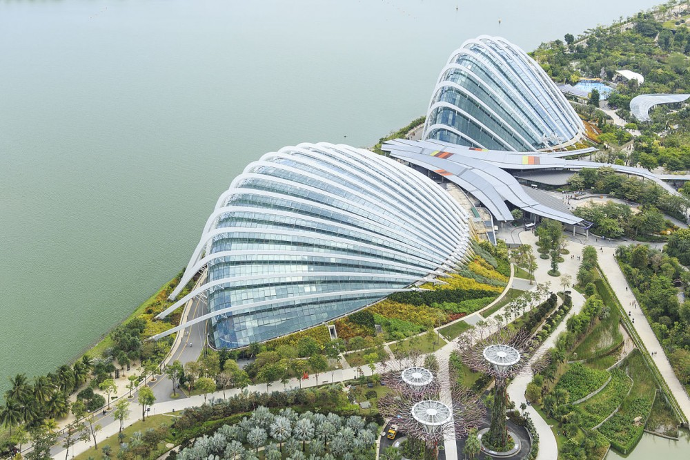 Ciudad de Singapur. Wikimedia Commons © CEphoto Uwe Aranas. Licencia: CC BY-SA 3.0