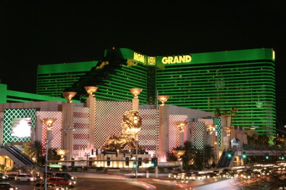Las Vegas MGM Grand CC BY-SA 1.0 https://creativecommons.org/licenses/by-sa/1.0/