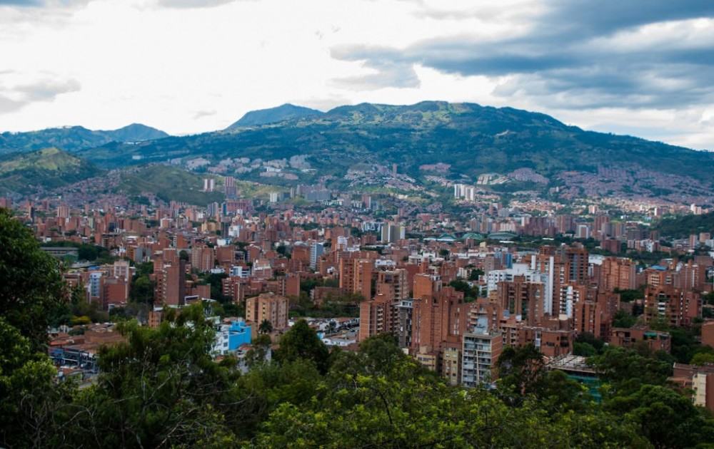 Medellín, Colombia. Flickr Usuario: philipp.alexander.ernst. Licencia: CC BY 2.0