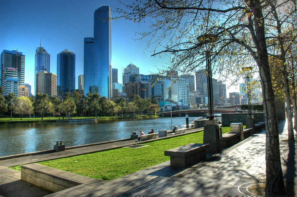 Melbourne Australia Flickr Usuario alandot Licencia CC BY-ND 2.0