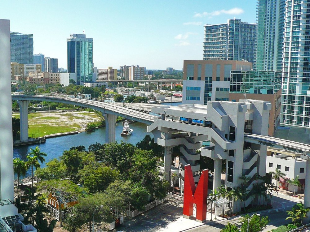 Metro Miami Wikimedia Commons Usuario Averette Licencia CC BY 3.0