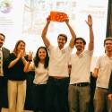 Premiación Concurso Impacta Energía (diciembre de 2016).
