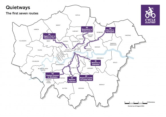 Fuente: Transport for London (TfL)