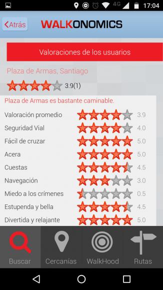 © Walkonomics / Plaza de Armas de Santiago