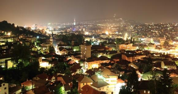 Sarajevo, Bosnia - Herzegovina. Image © Terekhova [Flickr], bajo licencia CC BY-NC-ND 2.0