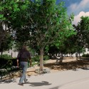 Acceso desde avenida La Estrella. Cortesía Equipo para Plataforma Urbana