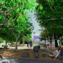 Acceso avenida Los Mares. Cortesía Equipo para Plataforma Urbana