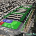 Imagen del Plan Maestro. Cartera de proyectos Quiero mi Barrio. Cortesía Equipo para Plataforma Urbana
