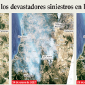 Avance incendios verano 2016 Chile
