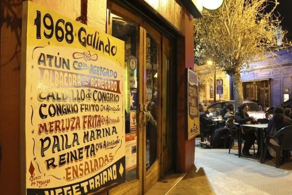 Barrio Bellavista , Santiago. Foto: ©Plataforma Urbana