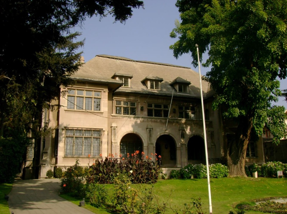 Casa D'Italia. ©  Consejo Regional de Valparaíso