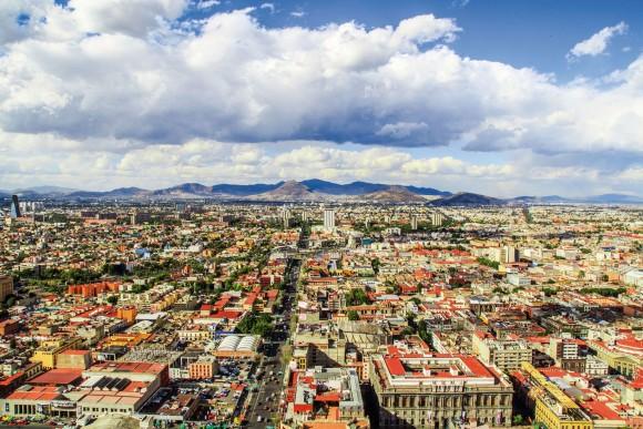 Ciudad de México, México. Image Cortesía de CDMX