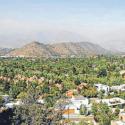 Cerro del Medio Lo Barnechea