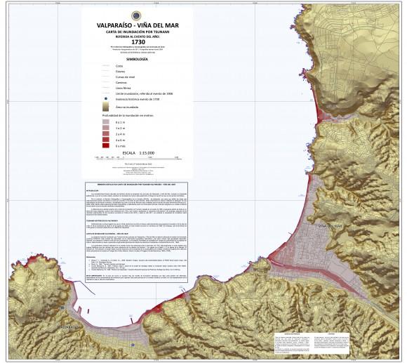 © Servicio Hidrográfico y Oceanográfico de la Armada