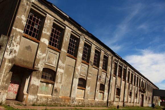 Cortesía Patrimonio Industrial Biobío (octubre de 2016).