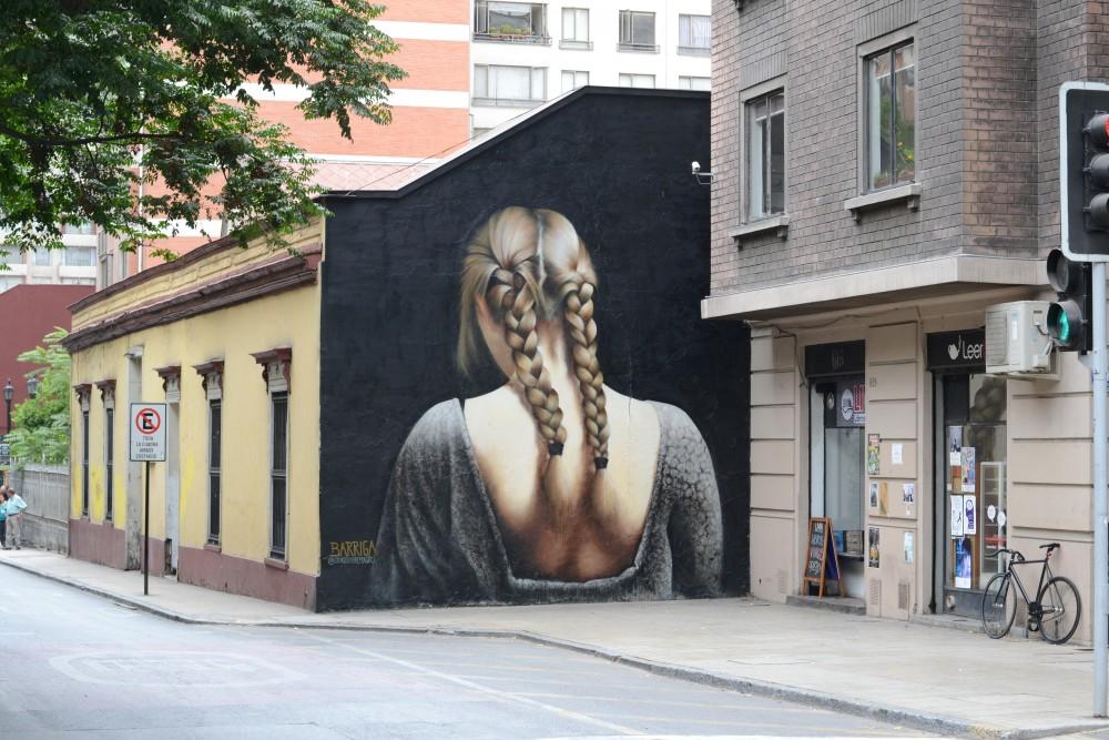 """""""Ganza"""" en Santo Domingo con Miraflores, Barrio Lastarri. Cortesía de Javier Barriga para Plataforma Urbana."""