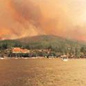 Incendio en Vichuquen