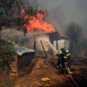 Incendios Chile