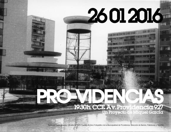 Invitacion PRO_VIDENCIAS