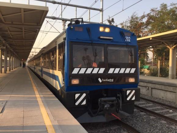 Metrotren Rancagua© MTT