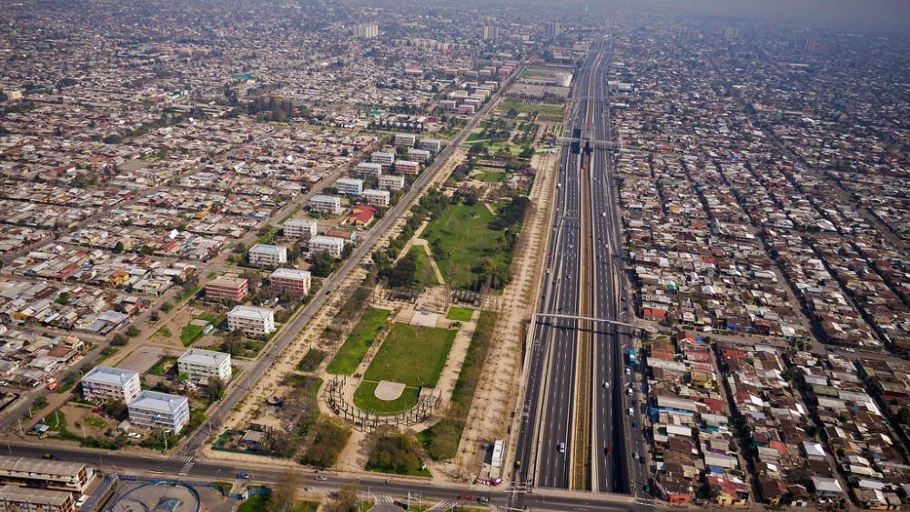 Parque La Bandera Comuna San Ramon