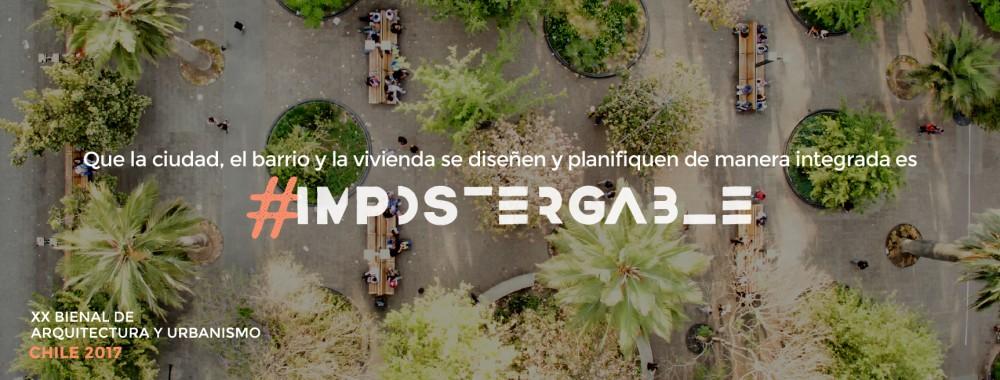 Cortesía de XX Bienal de Chile