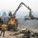 Reconstruccion Santa Olga Region del Maule