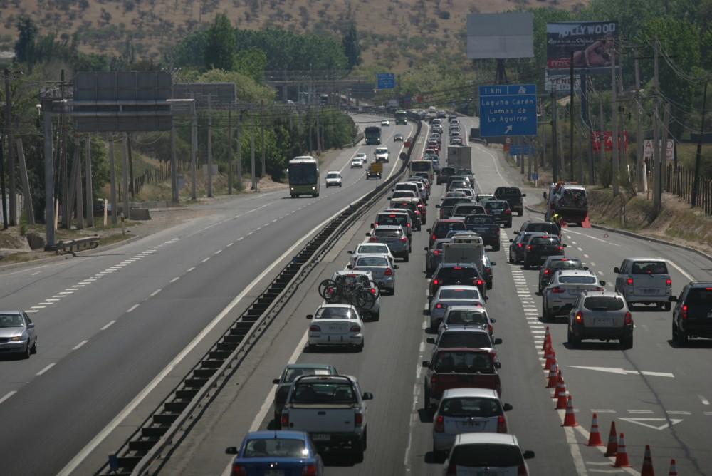 Congestion Ruta 68