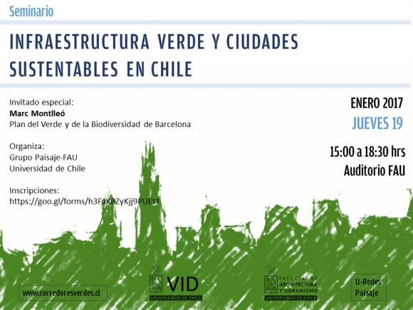 Seminario Infraestructura Verde