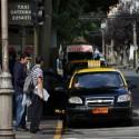 taxis regiones