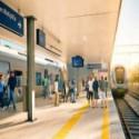 Tren a Melipilla
