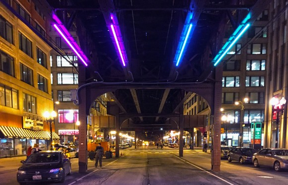 "© The Wabash Lights""."