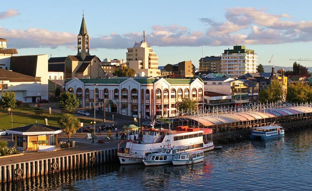 Valdivia, Chile. © Wikimedia Commons Usuario: Vicpablo11. Licencia CC BY-SA 3.0