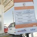 Aeropuerto de Santiago arreglos