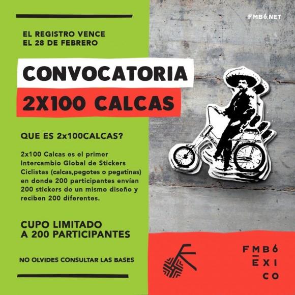 Afiche 2x100 calcas FMB6