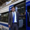 Andres Gomez Lobo Ministro de Transportes y Telecomunicaciones