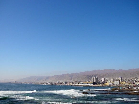 Antofagasta, Chile. © Flickr usuario: Luis Albeart Licencia CC BY-NC-ND 2.0