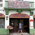 Bar Cinzano Valparaiso