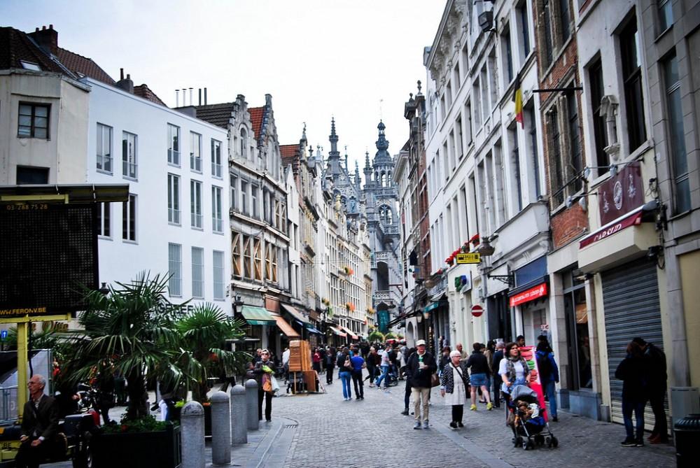Bruselas Belgica Flickr usuario Maria Firsova Licencia CC BY 2.0