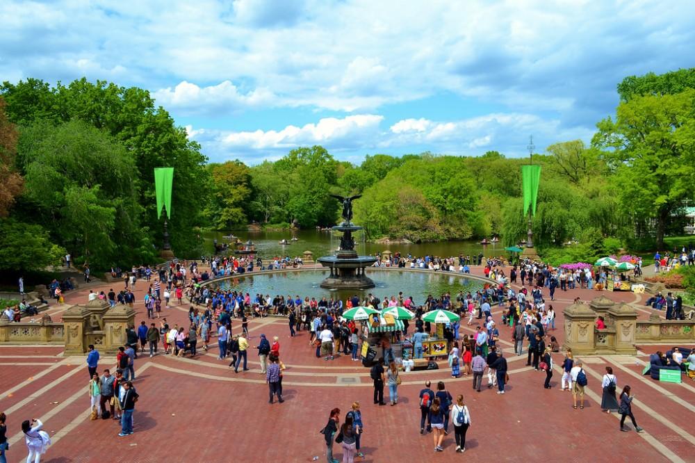 Central Park, Nueva York. ©  Flickr usuario gigi_nyc Licencia CC BY-NC-ND 2.0