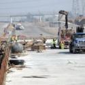 Construccion nuevo Puente Maipo