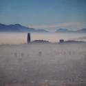 Contaminacion Santiago