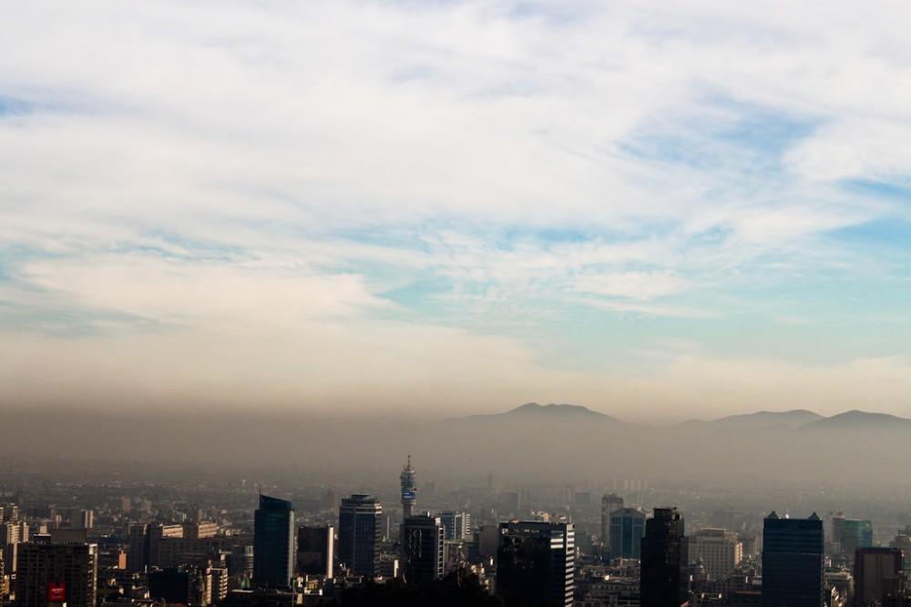 Santiago, Chile. ©  Flickr usuario Jose Ignacio Stark Licencia CC BY-ND 2.0