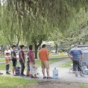 Corte de agua Santiago Febrero 2017