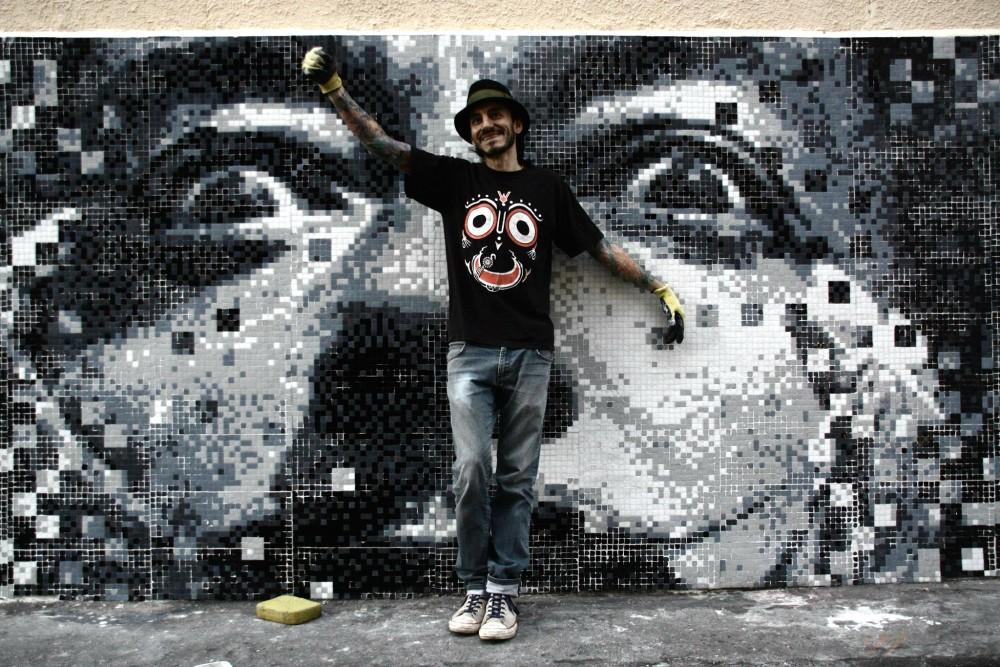 Cortesia Pixel Art para Plataforma Urbana