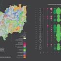 Clasificación de Potencialidades por Zona. Cortesía Taller ACÁ para Plataforma Urbana.