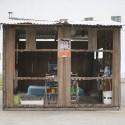 """Instalación """"3x6, Informe Sobre una Vivienda de Emergencia"""". Image Cortesía de PCdV"""