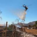 Incendios Santuario de la Naturaleza Chile
