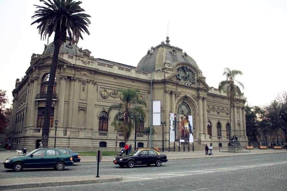 Museo Nacional de Bellas Artes. © Plataforma Urbana.