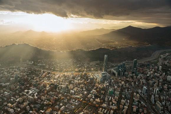 Parque Metropolitano de Santiago© Guy Wenborne / ENTEL